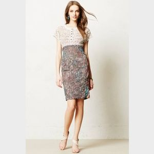 Anthropologie Beguile Byron Lars Lace Dress